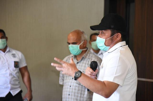HD Instruksikan Rumah Sakit Tambah Ruang ICU