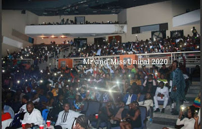 Mr & Miss Unical Rerun sets to hold as Okeke Walter apologizes for irregularities
