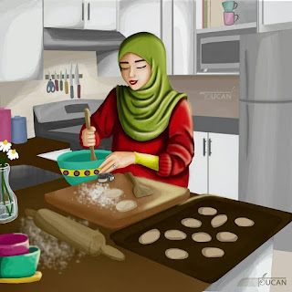 muslim islamic mom image pic