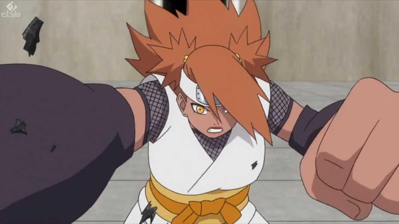 الحلقة 59 من أنمي بوروتو: ناروتو الجيل التالي Boruto: Naruto Next Generations مترجمة