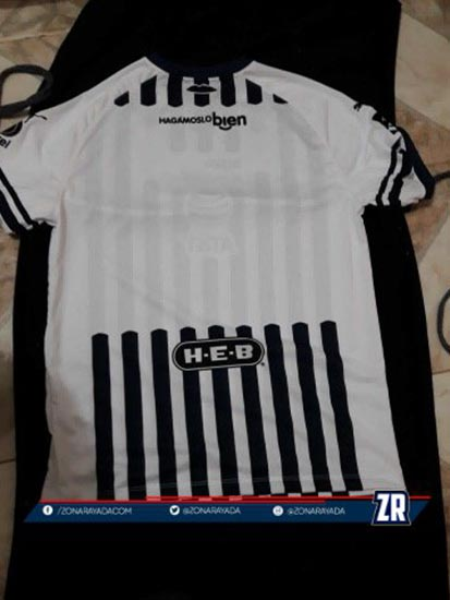 Rayados 18-19 Home Kit. This is the Rayados Monterrey 2018-2019 ... 2cdf24908326b