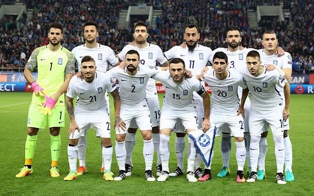 Η ενδεκάδα της Εθνικής κόντρα στην Κύπρο!