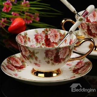 Exquisite Tea/Coffee Set