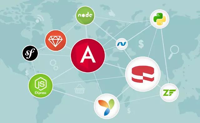 Web geliştiricileri için en iyi 10 Framework