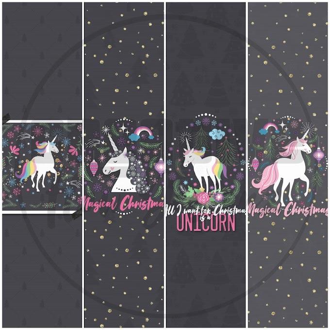 Magical Christmas Freebie Wallpaper Set