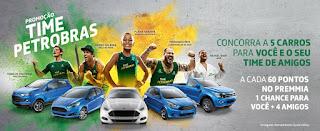 """Promoção """"Time Petrobras"""""""