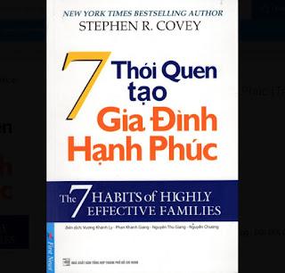 7 Thói Quen Tạo Gia Đình Hạnh Phúc (Tái Bản) ebook PDF-EPUB-AWZ3-PRC-MOBI