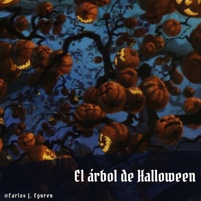 PELÍCULAS PARA VER EN HALLOWEEN: El árbol de Halloween