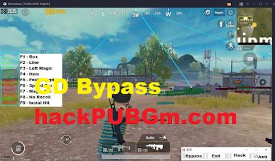 [ BYPASS ] [ HACKPUBGM ] GD - BYPASS