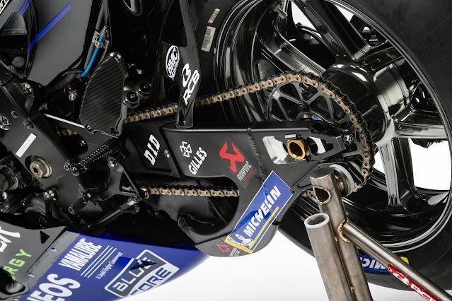 Livery Terbaru Yamaha M1 MotoGp 2021, Masih Identik Dengan Monster Energy!!!