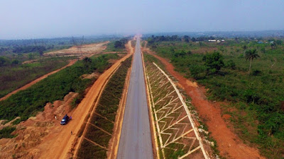 90% Of Lagos-Ibadan Railway Has Been Completed, See Images From Various Sites