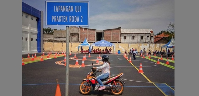 perpanjangan sim c di sim corner tunjungan plaza surabaya