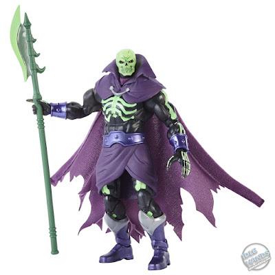 SDCC 2021 Mattel Masters of the Universe Masterverse Revelation Scare Glow Action Figure 15