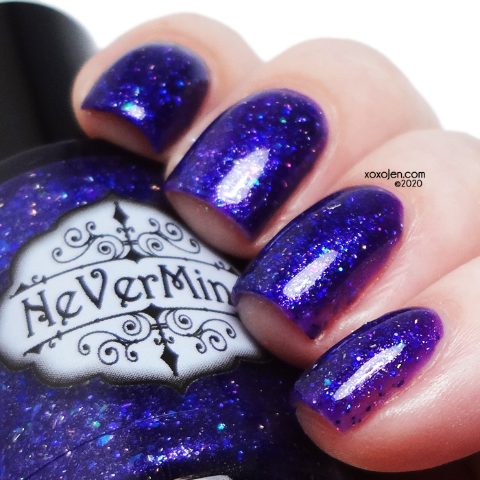 xoxoJen's swatch of Nevermind Porphyria's Slumber