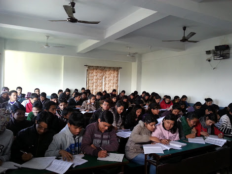 Conducted Classes at Kathmandu, Nepal.