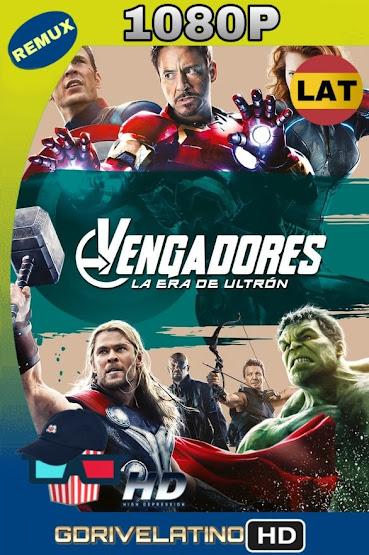 Avengers: Era de Ultrón (2015) BDRemux 1080p Latino-Ingles MKV