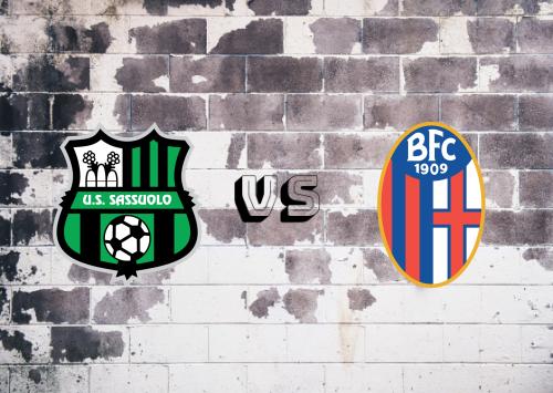 Sassuolo vs Bologna  Resumen