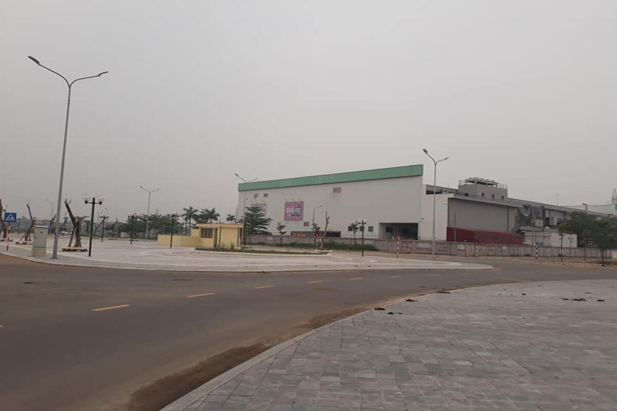 dự án Dĩnh Trì Bắc Giang