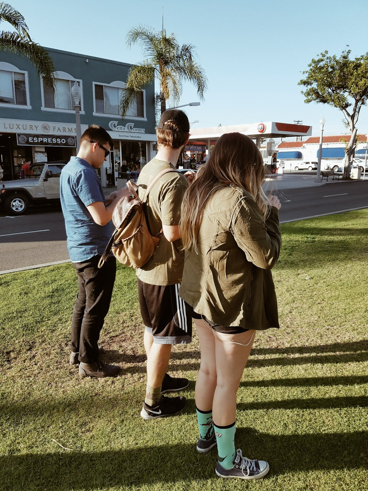Courtney Tomesch Pokemon Go Adventure Coronado CA