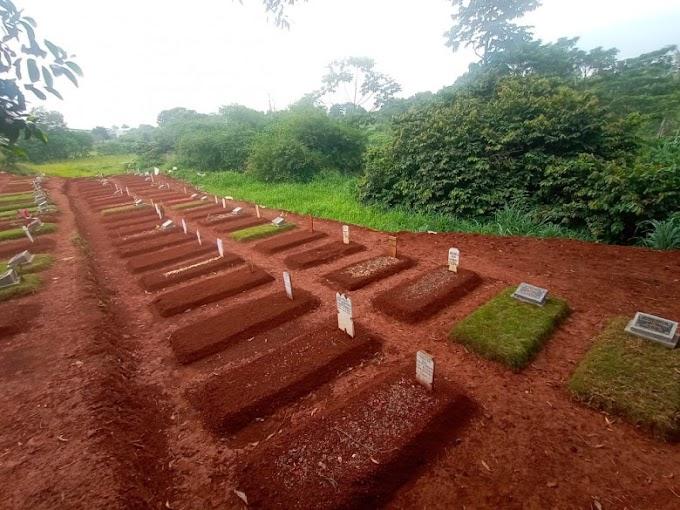 Pemkot Siapkan 1,2 Hektare Lahan Pemakaman Baru