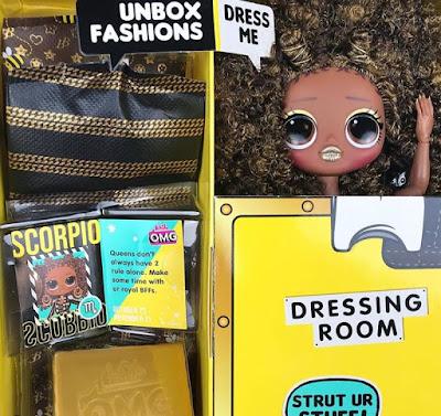 Шарнирная кукла Лол Сюрприз Royal Bee L.O.L. O.M.G. doll 2019