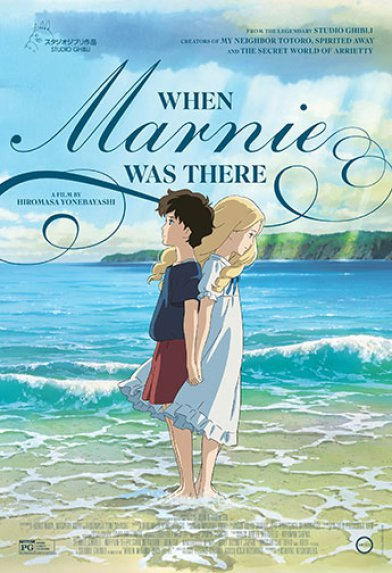 When Marnie Was There (BRRip 720 Dual Latino / Japones) (2014)