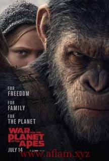 مشاهدة مشاهدة فيلم War for the Planet of the Apes 2017 مترجم