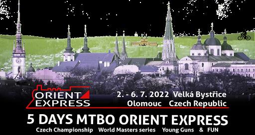 ORIENT EXPRESS MTBO