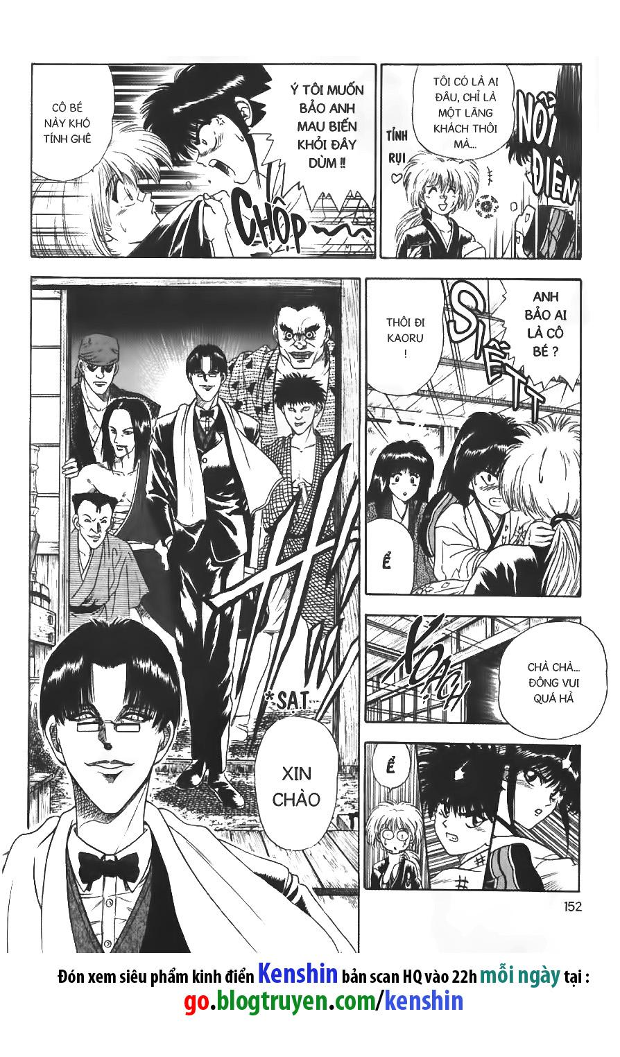 Rurouni Kenshin chap 22.5 trang 11