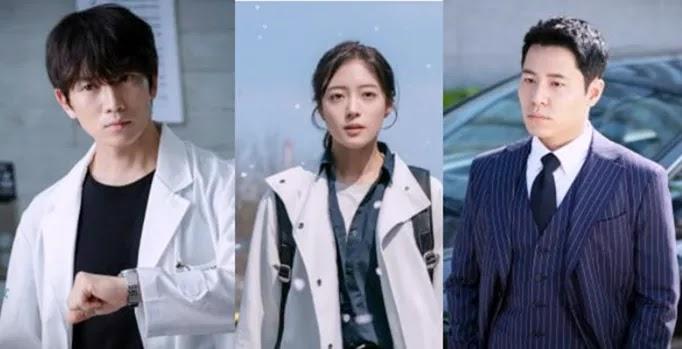 تقرير عن المسلسل الكوري Doctor John
