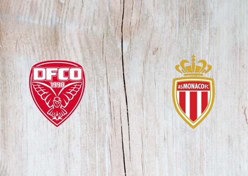 Dijon vs Monaco -Highlights 20 December 2020