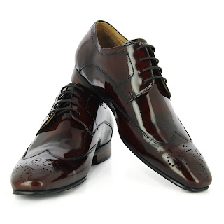 Alberto Torresi Burgundy Formal shoes