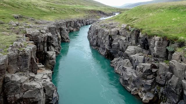 Stuðlagil Canyon Alternative