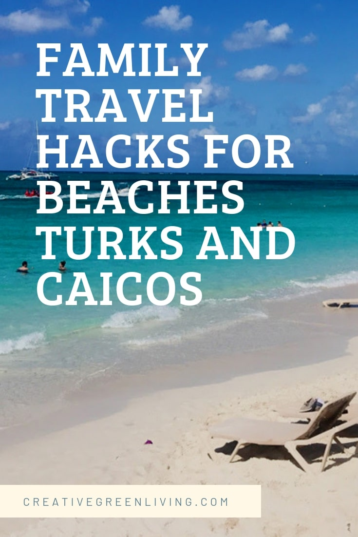 The eight things that you NEED to know before traveling to Turks and Caicos for a family vacation at the all includive Beaches Resort. You will need this list especially if you are traveling with kids! #creativegreenliving #beachesmoms #SMOTS #socialmediaonthesand #beachesresorts #turksandcaicos #beachesturksandcaicos
