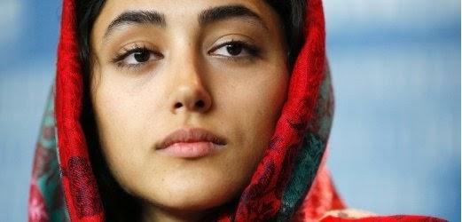 Beautiful iran actress