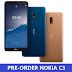 Pre-Order Nokia C3 Dimulai !
