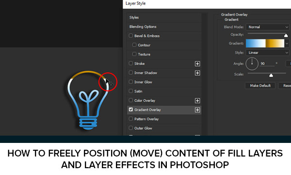 How to freely position move content of fill layers and layer how to freely position move content of fill layers and layer effects in photoshop ccuart Choice Image