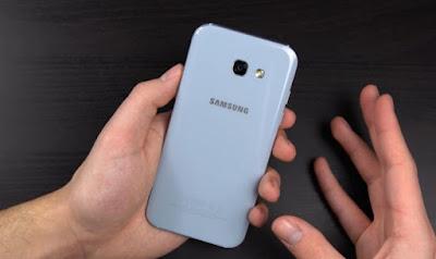 Spesifikasi Kamera Samsung Galaxy A5 (2017)