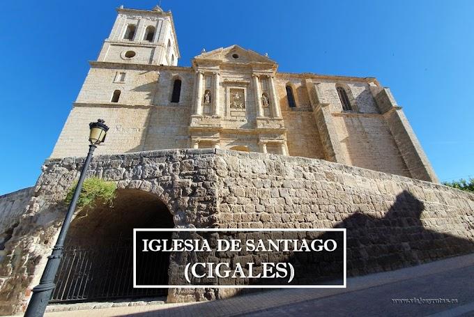 Iglesia de Santiago de Cigales, La Catedral del Vino