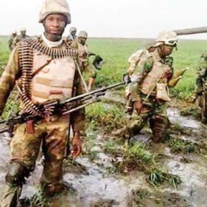 military kill ijaw militants