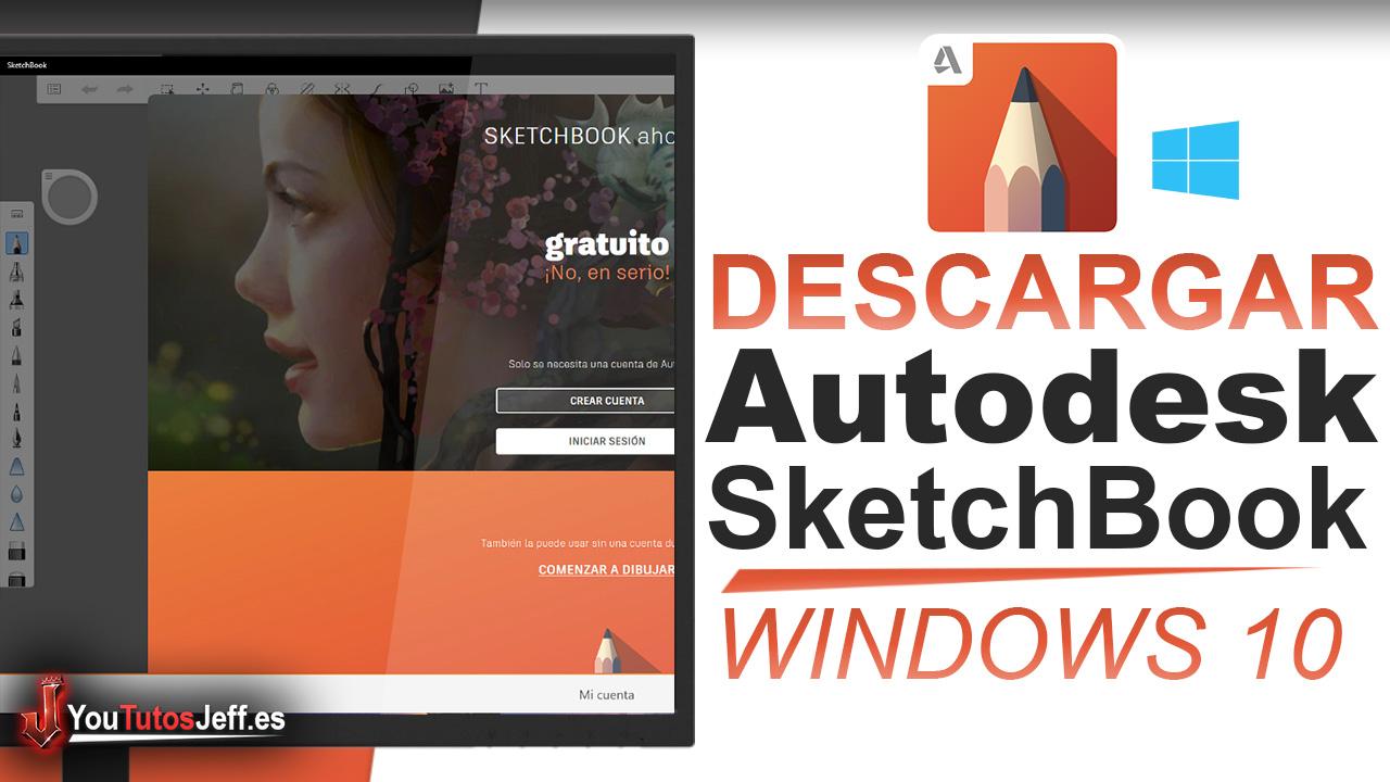 Como Descargar Autodesk SketchBook Gratis Windows 10 - Fácil y Rápido