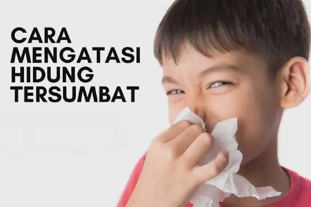 Tips Mengatasi Hidung Tersumbat
