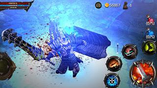 Game Blood Warrior Red Edition V1.0.6 MOD Apk + Data ( Unlimited Gems/Gold )