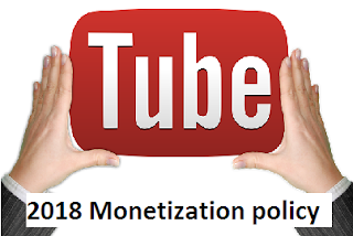 Youtube Update 2018 New Monetization Policy