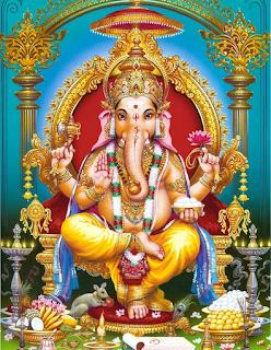 Ganesha chief of Shivas army Hinduism Wiki