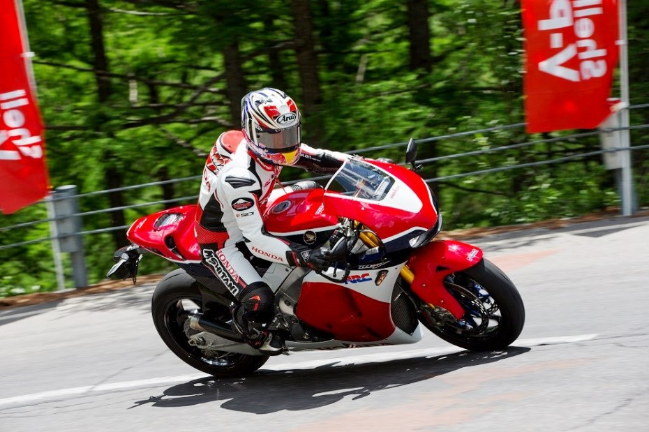 WSBK : Apakah Honda RC213V-S bisa ikut di ajang balap WSBK ? . . Ini jawabannya