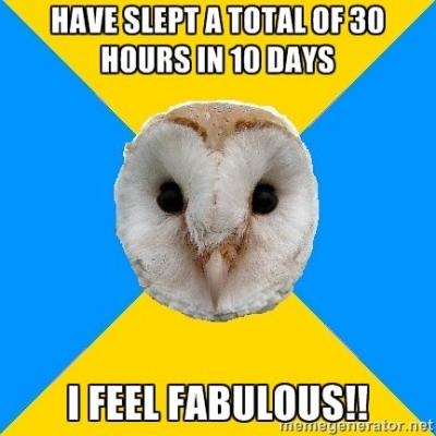 no sleep bipolar meme