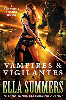 Exiled, stripped of her title and magic armor, former paranormal princess Terra Cross is living a new life as a private detective. Working side-by-side with her father, she hunts down galactic bail jumpers hiding on Earth, rescues kidnapped children from otherworldly gangsters, and stops ritualistic summonings of interdimensional monsters. But her old life comes knocking when a vampire solider shows up on her doorstep with a job: to find the missing twin heirs to the vampires' empire. Assailed by monsters and machines, Terra seeks the help of the galaxy's most infamous assassin, a darkly tempting mage with devastating telekinetic powers. What begins as a rescue mission, however, soon grows into a conspiracy that reaches back centuries and spans worlds.