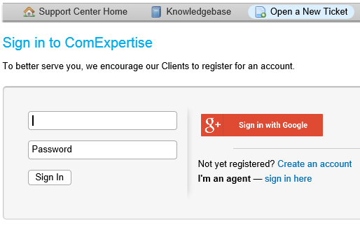 osTicket Google/Gmail login integration using OAuth Plugin | Technowise