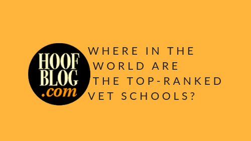 where are the world's top vet schools